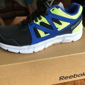 Boys Reebok size 11 sneakers